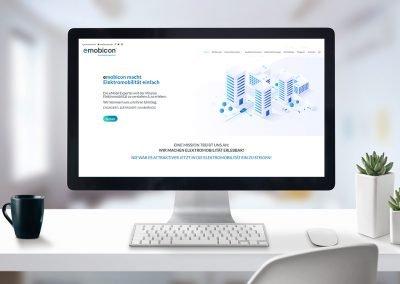 Stammgast emobicon - Webseite